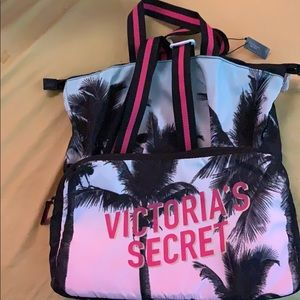 Victoria secret tote bag for back to school/work